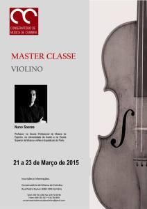 Masterclass Coimbra